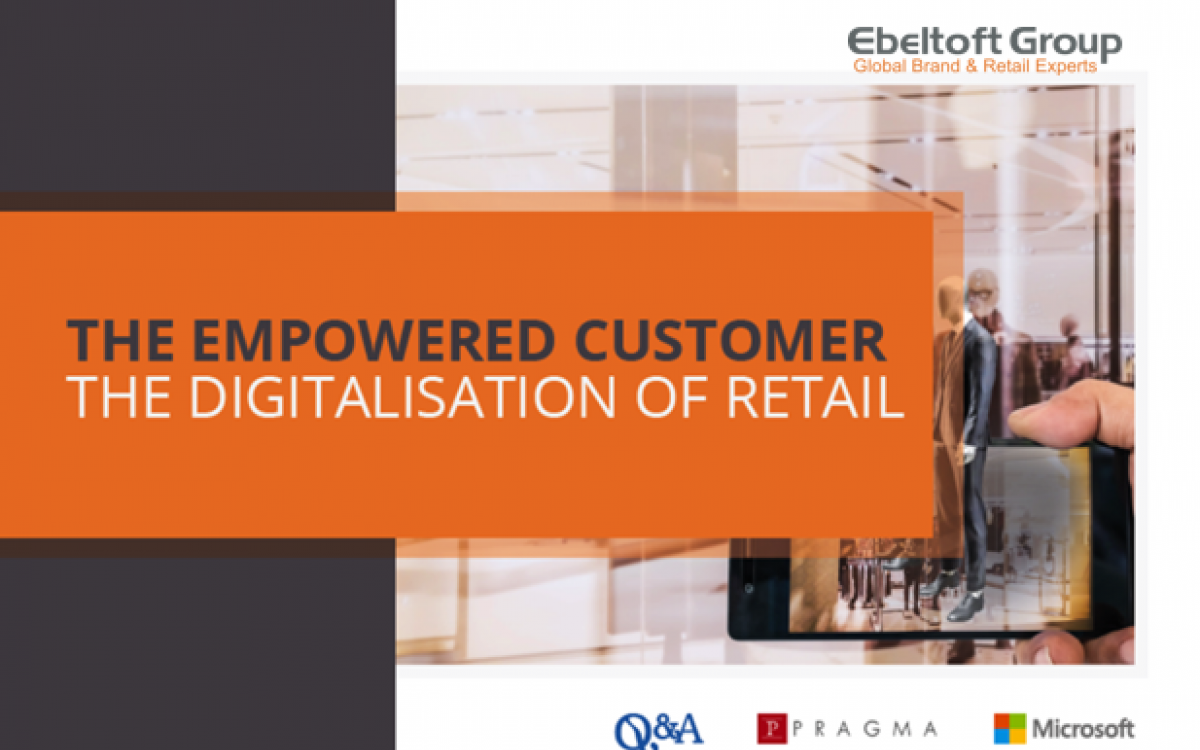 The Empowered Customer: The Digitalisation of Retail (2018)