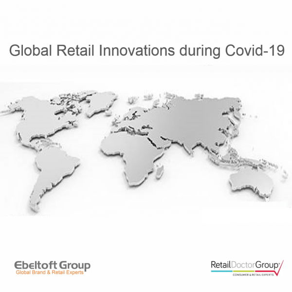 Global Retail Innovations during Covid 19 (2020)