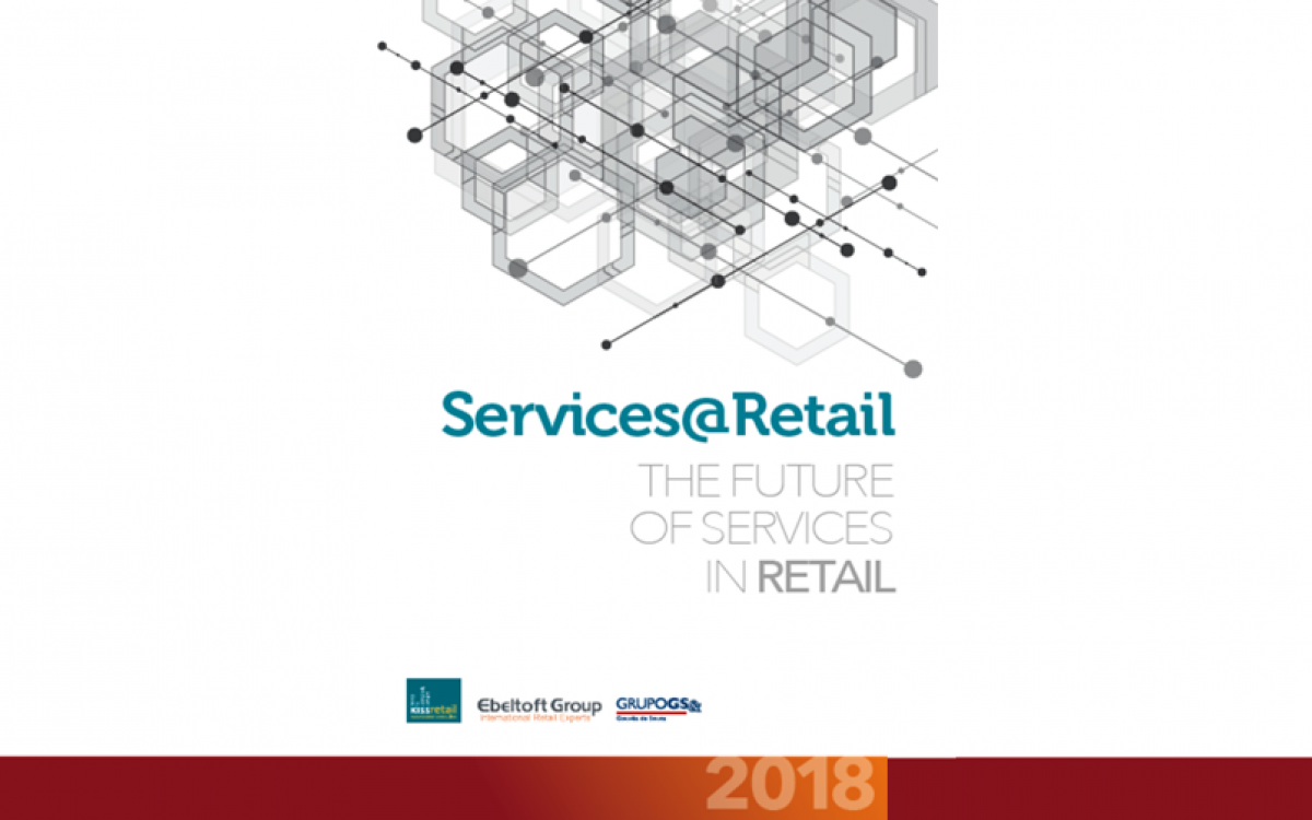 The future of Services in Retail (2018)